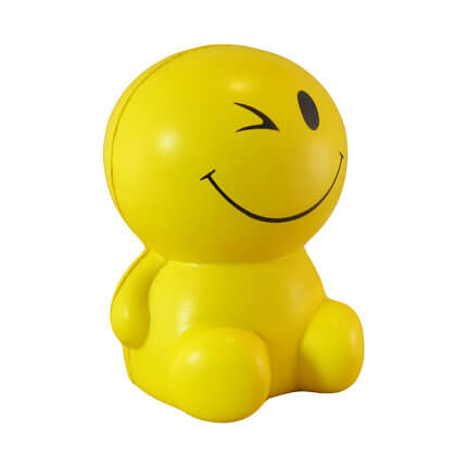 Winking Man Stress Ball