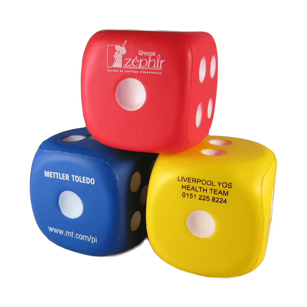 Number One Dice Collection Front