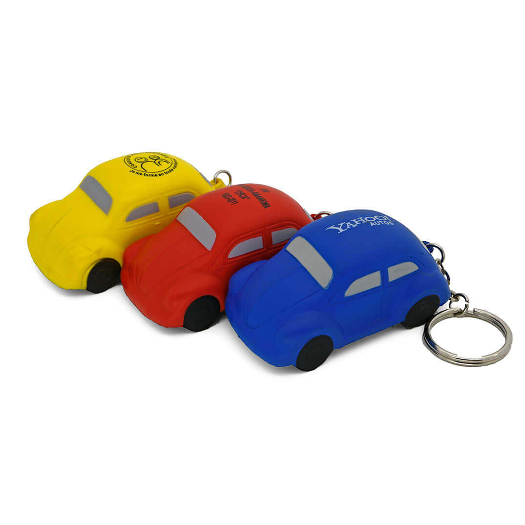 Beetle Keyring Collection