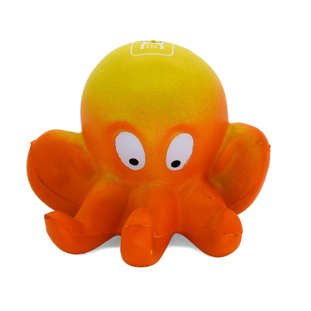 Octopus Stress Ball Front View