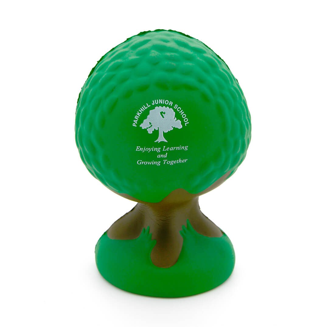 Tree Stress Ball Front View