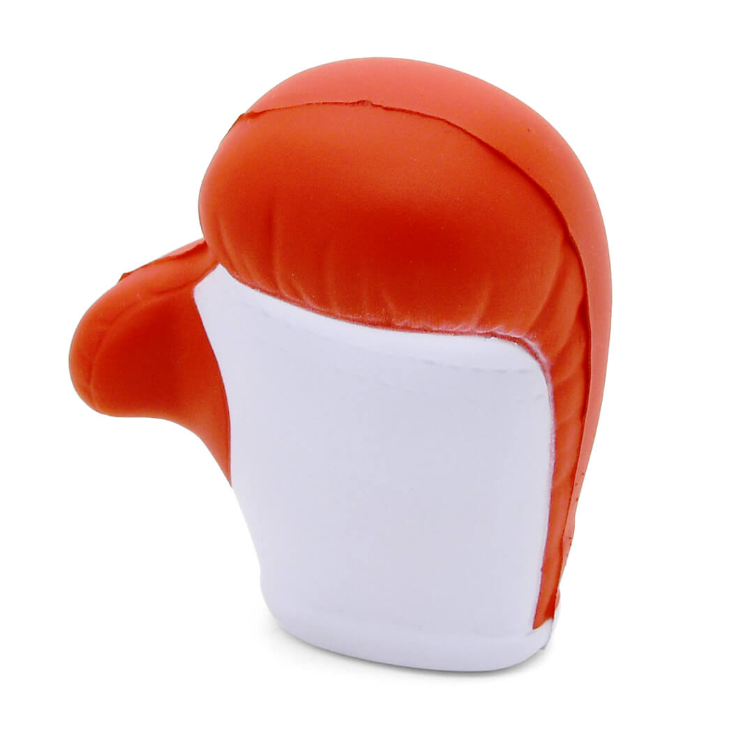 Boxing Glove Stress Ball Front View