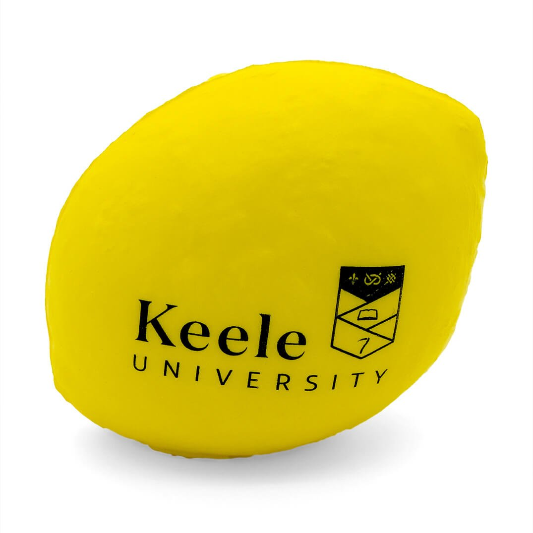 Lemon Stress Ball Front View