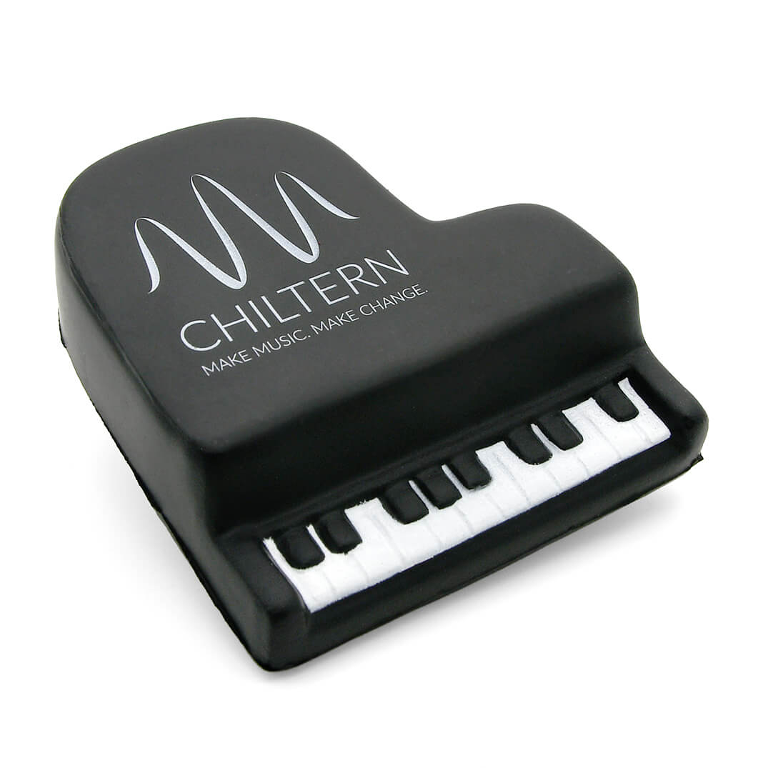 Piano Stress Ball Front View