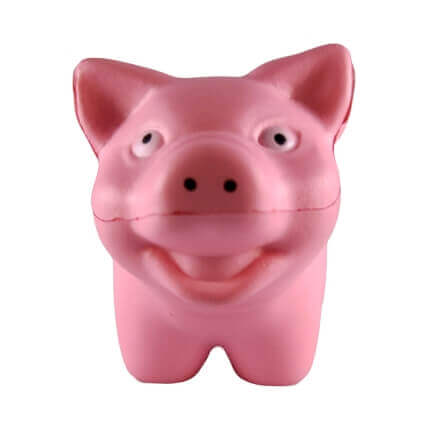Pink Pig Front