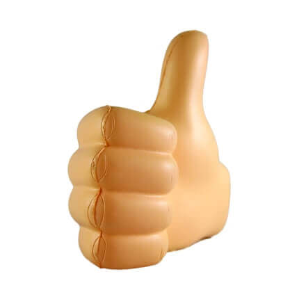 Thumbs Up Front