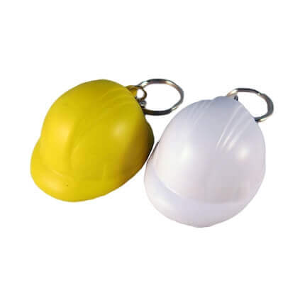 Hard Hats Keyrings Front