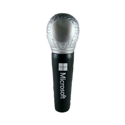 Microphone Front View