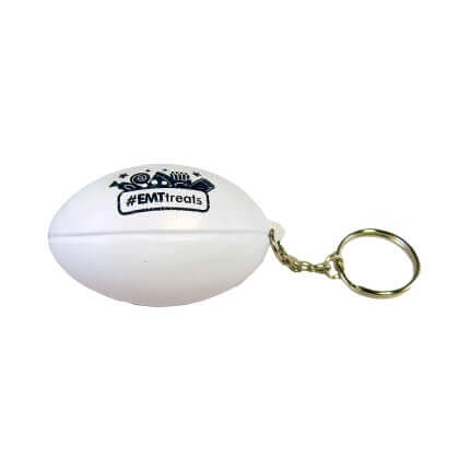 Rugby Keyring Front