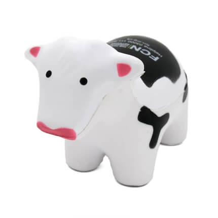 Stress Cow Front View