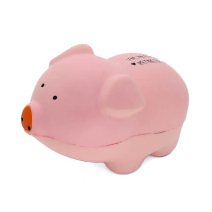 Stress Pig Front View