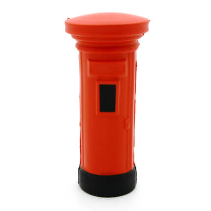 Stress Post Box Front View