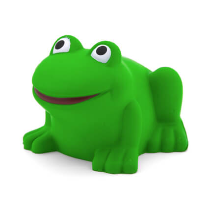 Frog Stress Ball Front View