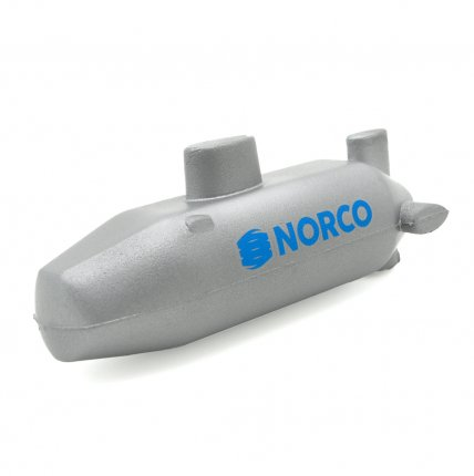 Submarine Stress Balls Front View