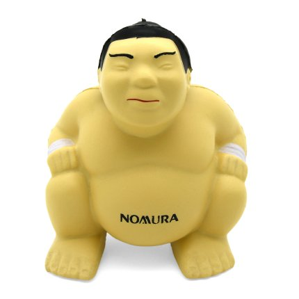 Stress Sumo Wrestler Front View