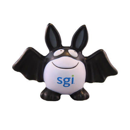 Bat stress toy front view