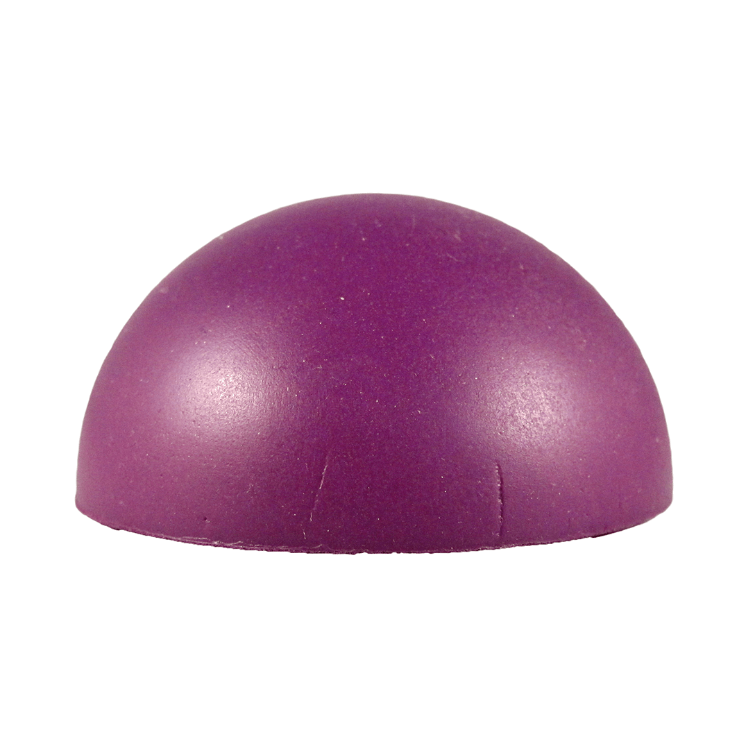 Purple Dome Front View