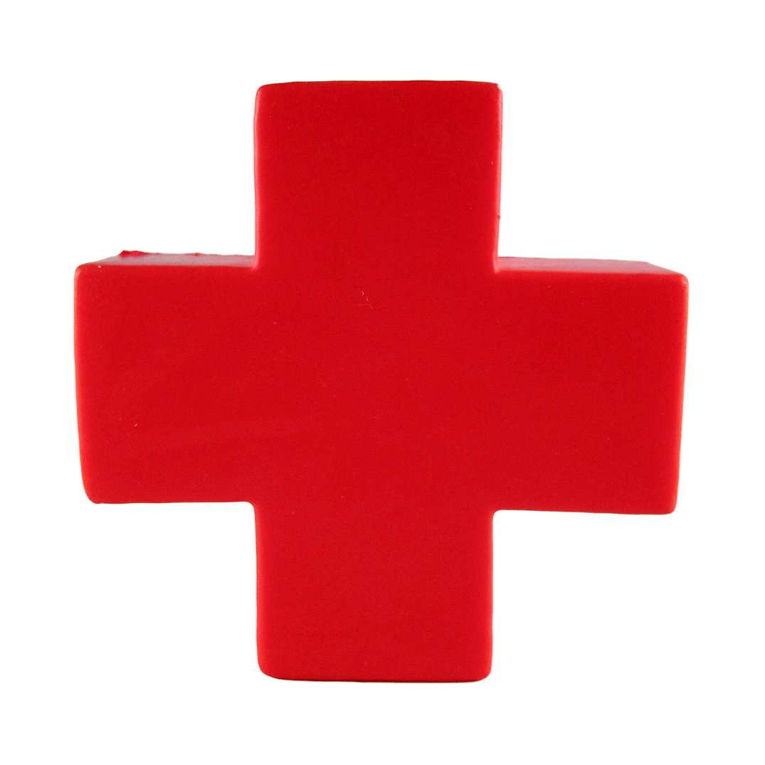 First Aid Cross Front