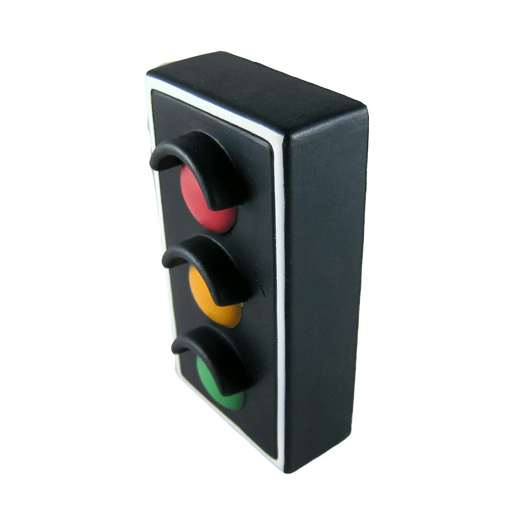 Traffic Light Angle View