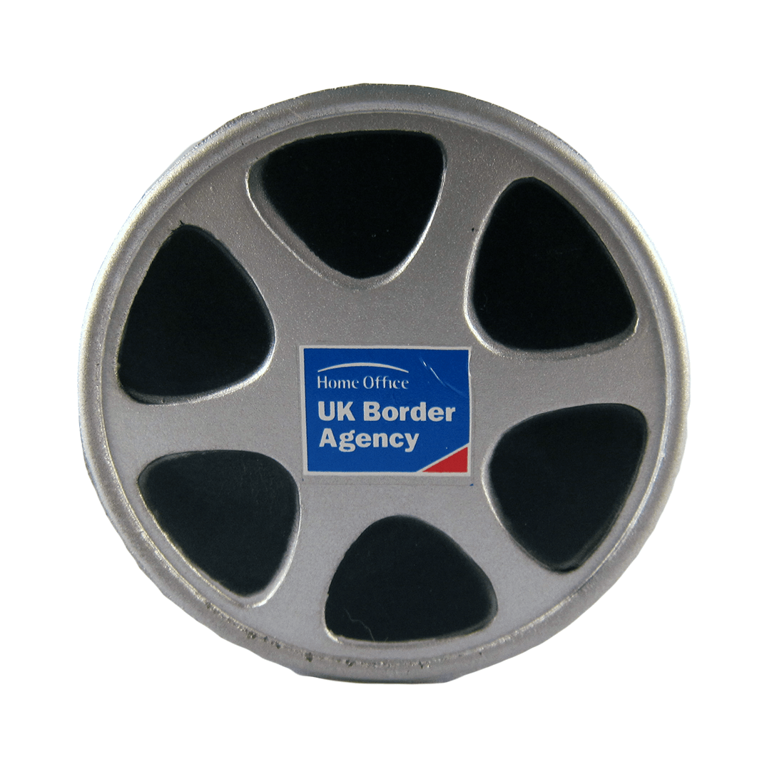 Film Reel Back
