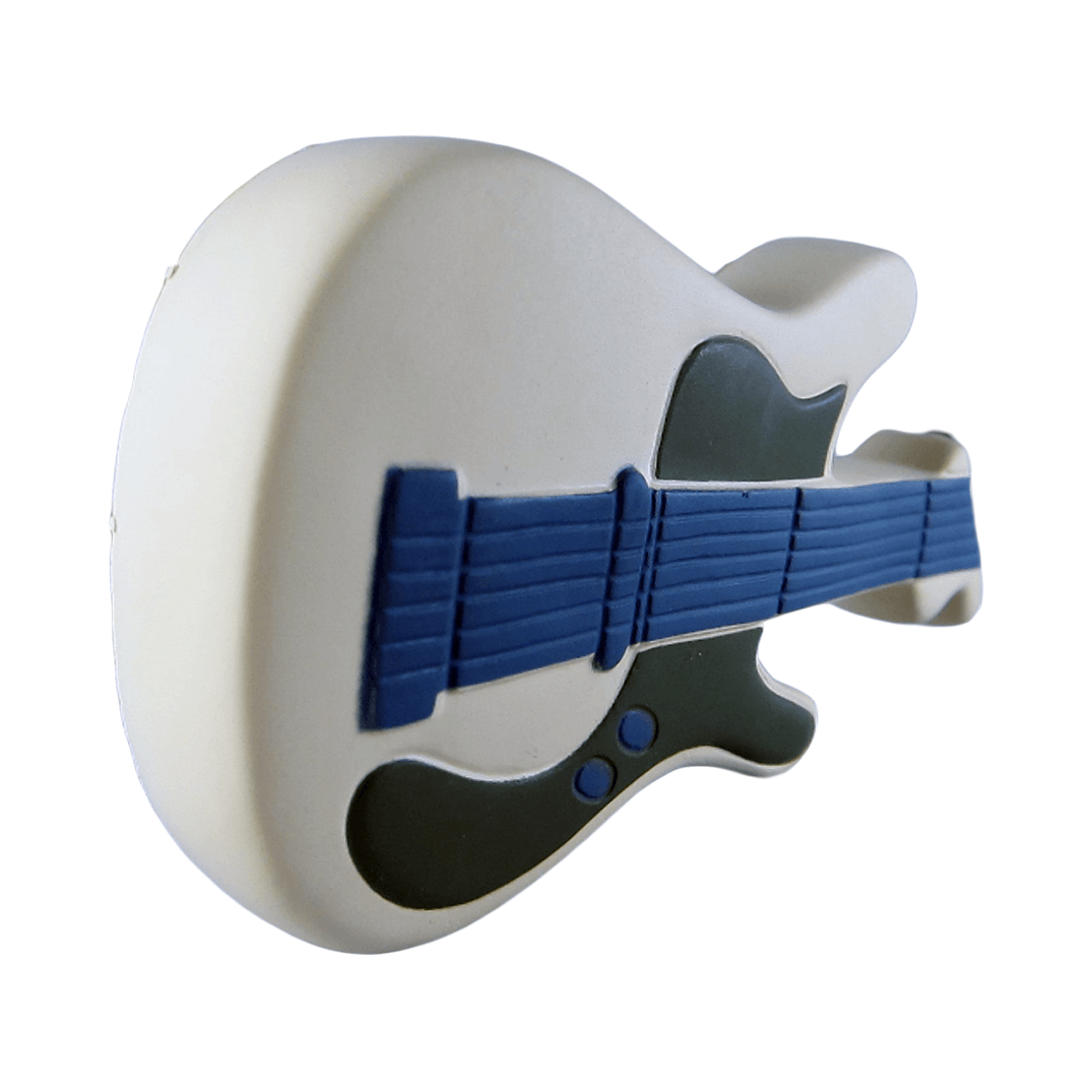 Guitar Back View