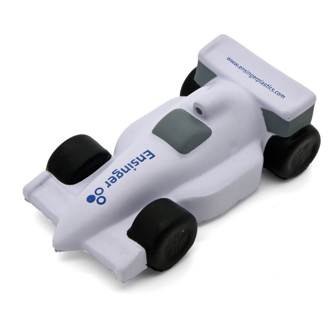 Stress Racing Car in White