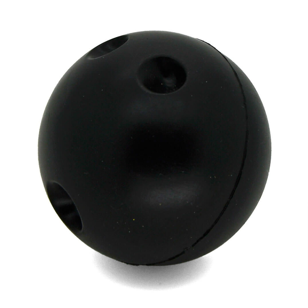 Stress Bowling Ball Side View