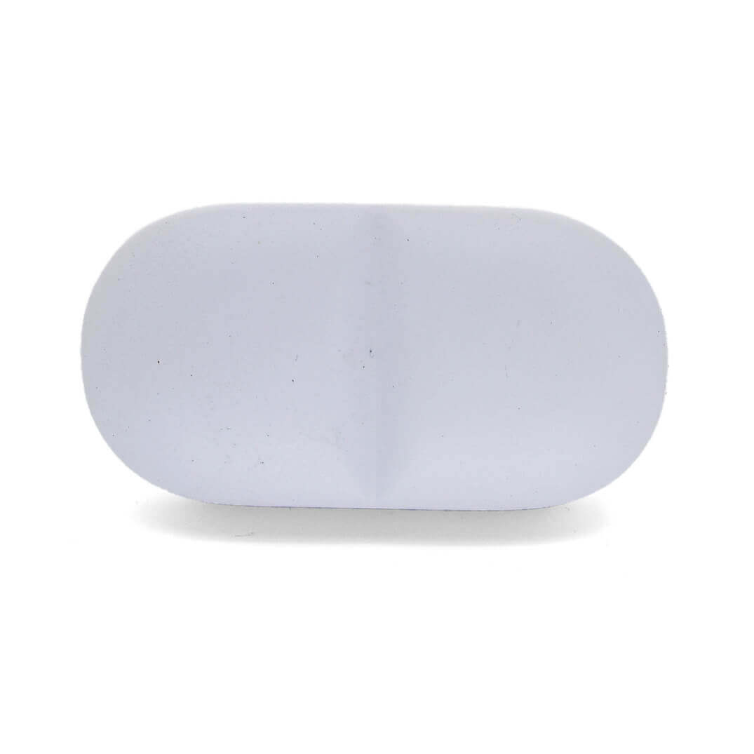 Oval Stress Tablet Rear View