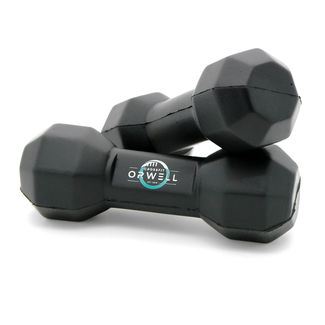 Stress Dumbbells Group View