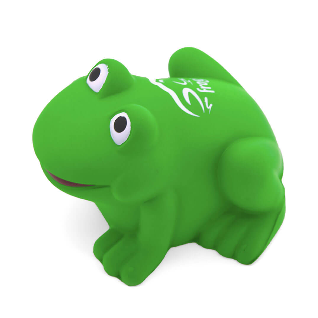 Frog Stress Ball Aerial View