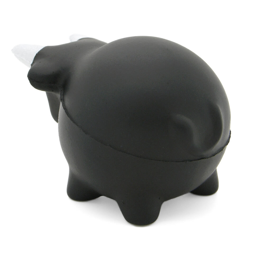 Chunky Bull Stress Ball Side View