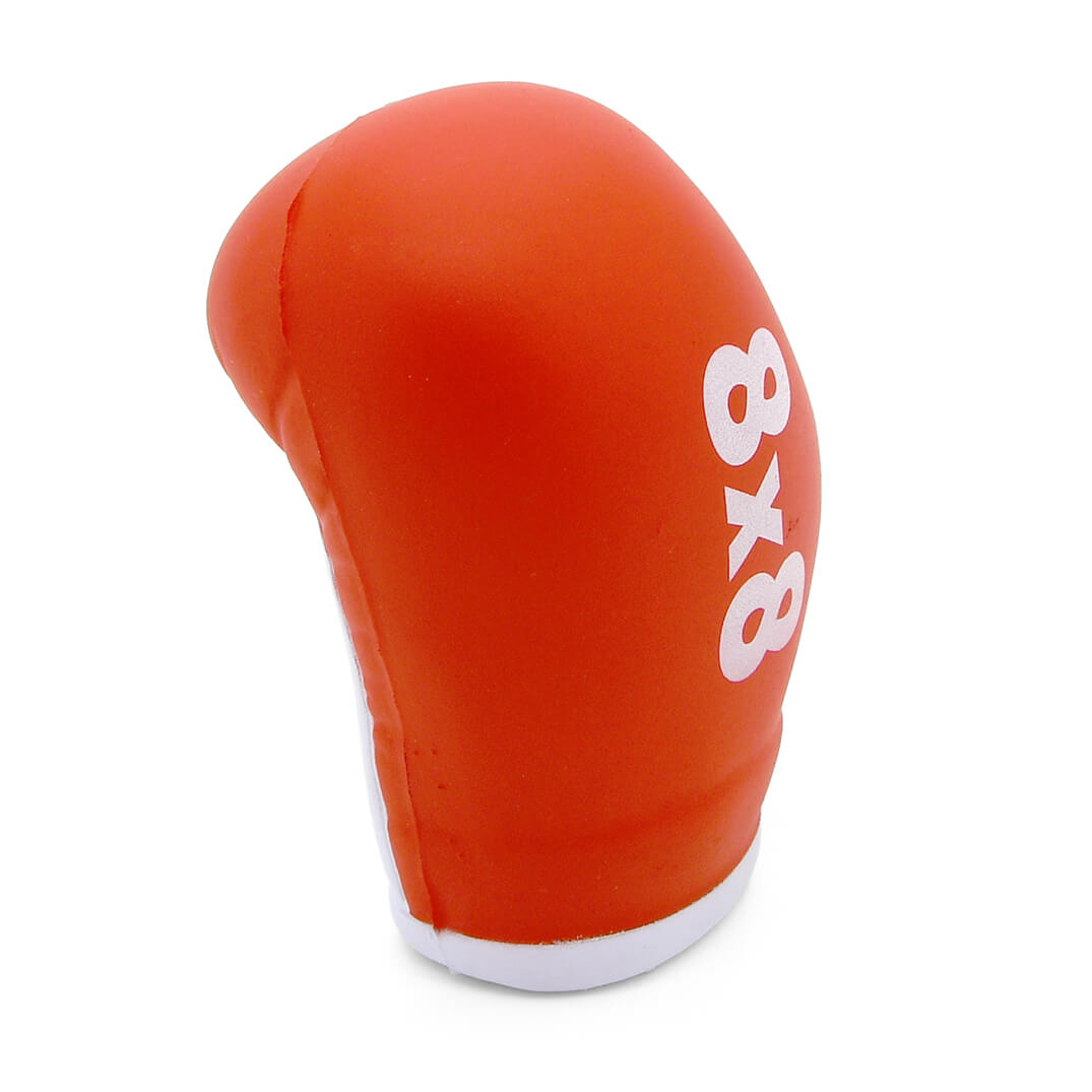 Boxing Glove Stress Ball Side View