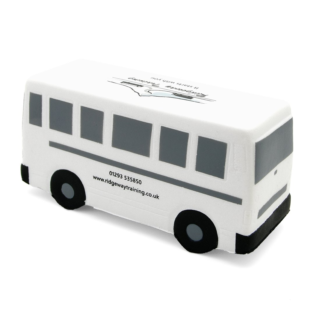 Bus Stress Ball Side View