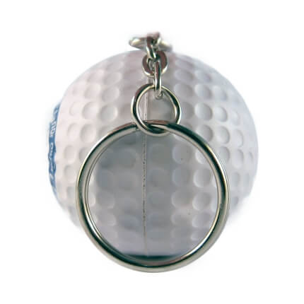 Golf Keyring Side