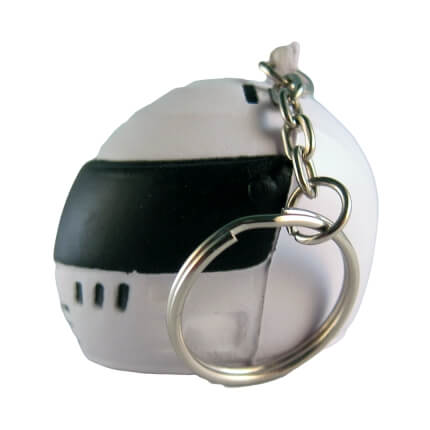 Crash Helmet White