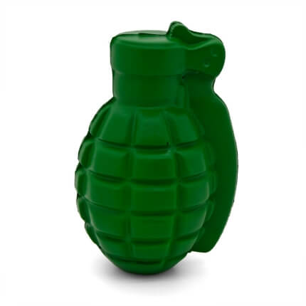 Stress Grenade Rear View