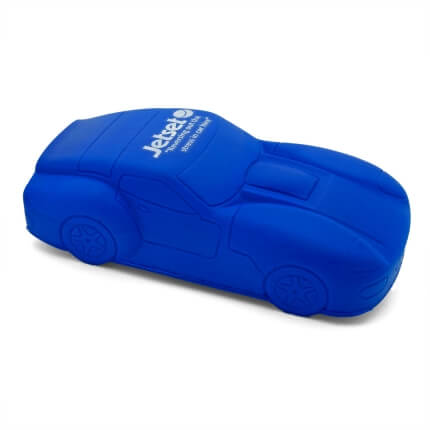 Sports Car Stress Ball Side View
