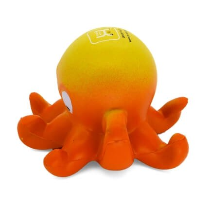 Octopus Stress Ball Side View