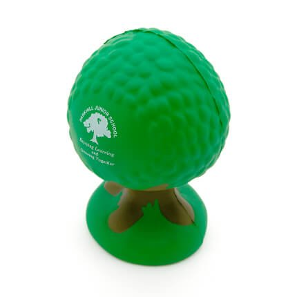 Tree Stress Ball Side View