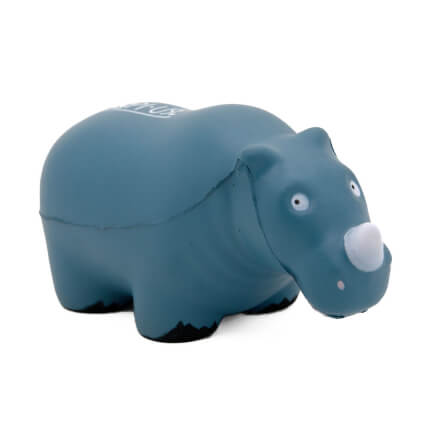 Rhino Stress Ball Front View
