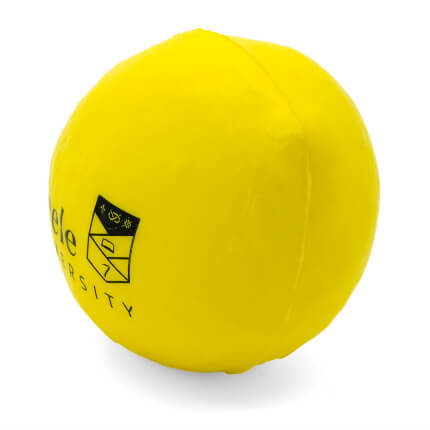 Lemon Stress Ball End View