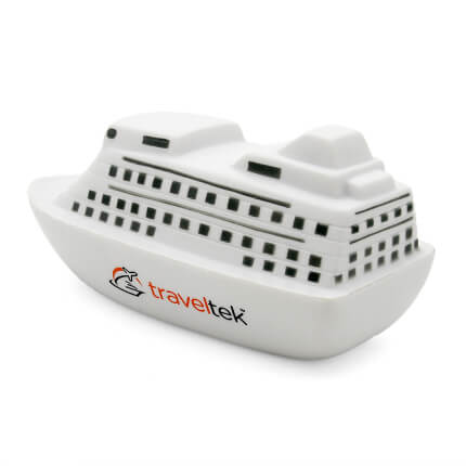 Ocean Liner Stress Ball Side View