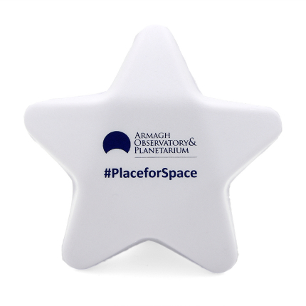 White Star Stress Ball