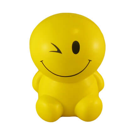 Stress Ball Winking Man