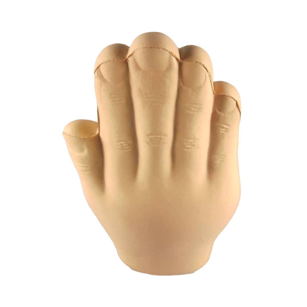 Hand Top View