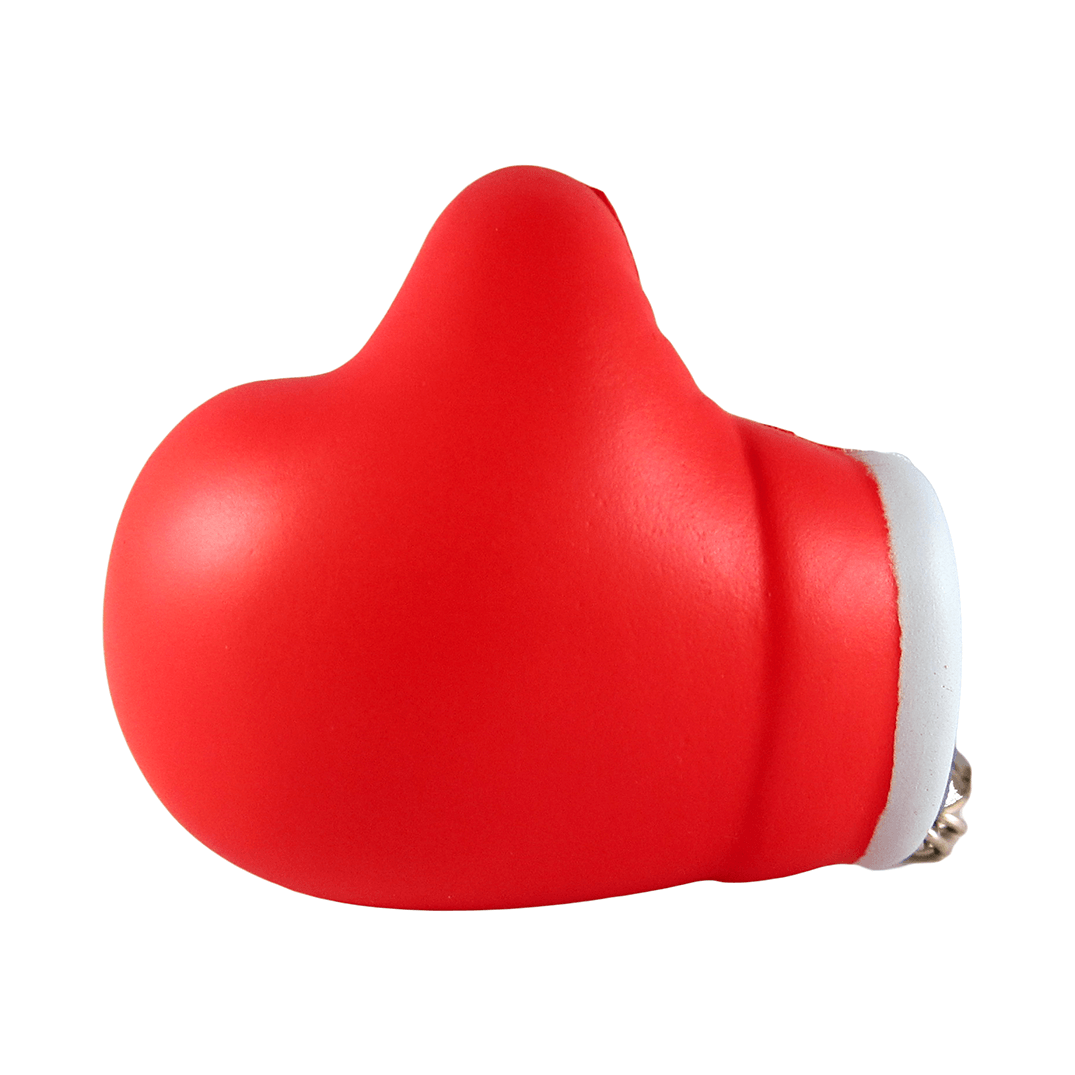 Boxing Glove Keyring Back