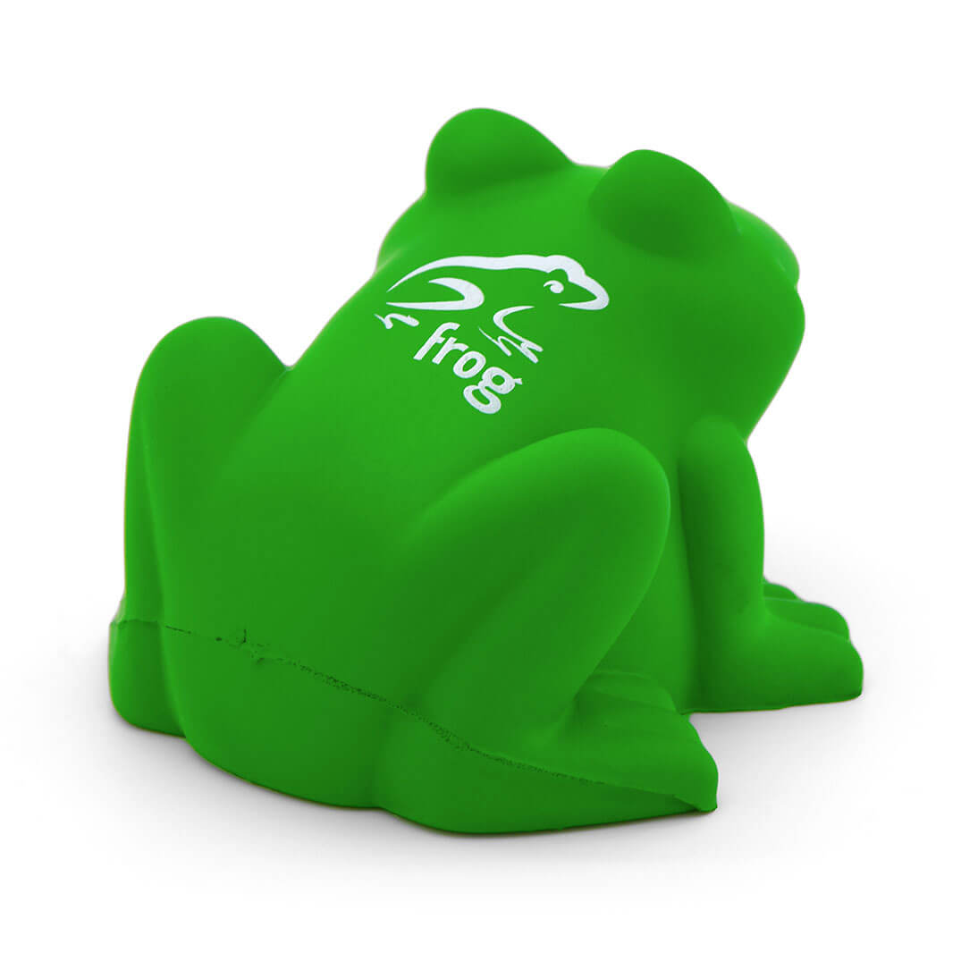 Frog Stress Ball Rear View