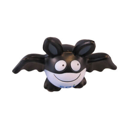 Bat stress ball shape