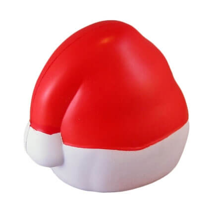 Christmas Hat Stress Ball Toy