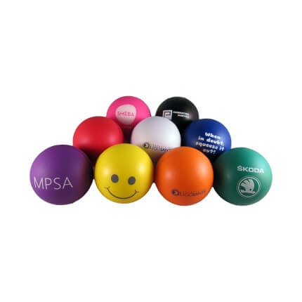 60mm Balls Collection Front